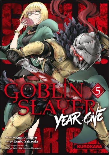 Goblin Slayer Year One - Tome 05