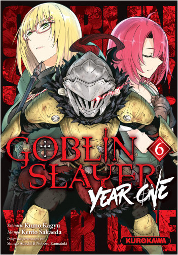 Goblin Slayer Year One - Tome 06