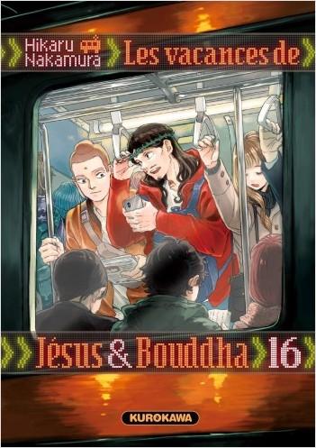 Les vacances de Jésus & Bouddha - tome 16