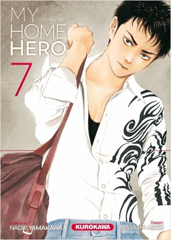 My Home Hero - tome 07