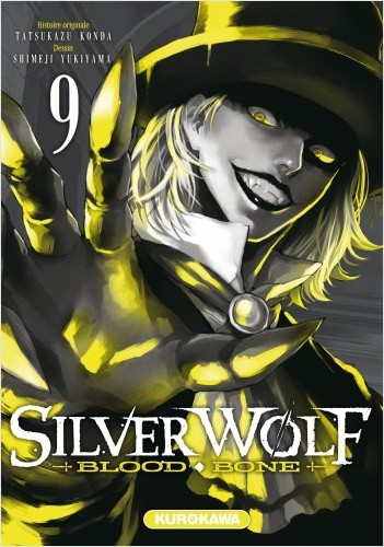 Silver Wolf - Blood, Bone - tome 09