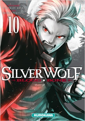 Silver Wolf - Blood, Bone - tome 10