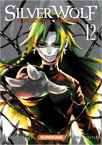 Silver Wolf - Blood, Bone - tome 12