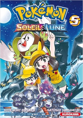 Pokémon - Soleil - Lune - tome 05
