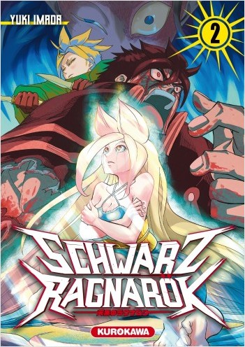 Schwarz Ragnarök - tome 02