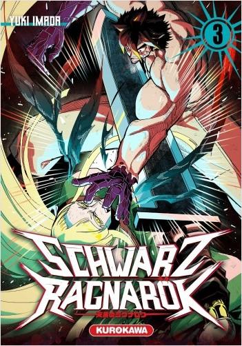 Schwarz Ragnarök - tome 03