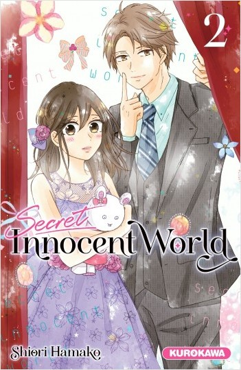 SECRET INNOCENT WORLD - T2