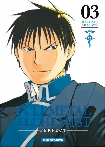 Fullmetal Alchemist Perfect T03