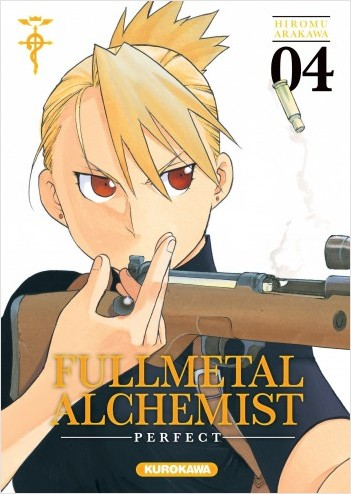 Fullmetal Alchemist Perfect T04