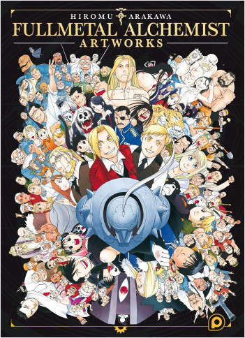 Fullmetal Alchemist Artworks
