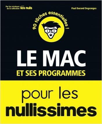 Le Mac et ses programmes pour les Nullissimes