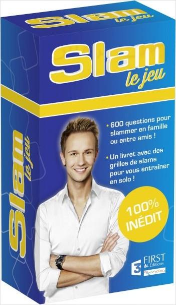 Boîte à questions Slam - Nouvelle édition