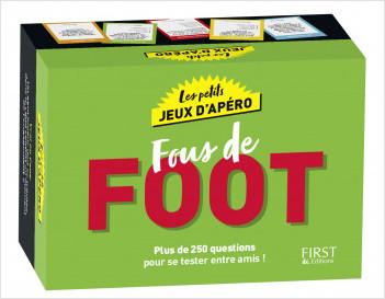 Les petits jeux d'apéro - Fous de Foot