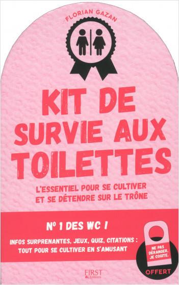 Kit de survie aux toilettes NE