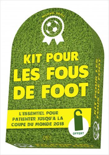 Kit pour les fous de foot