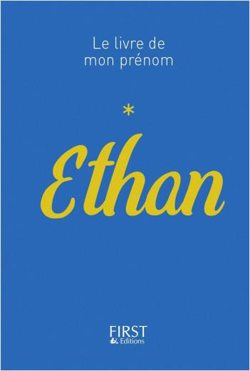 Le Livre de mon prénom - ETHAN
