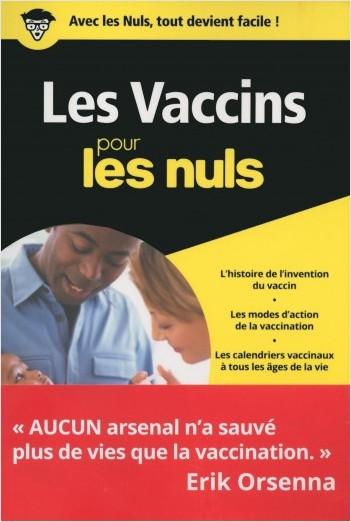 Les vaccins pour les Nuls poche