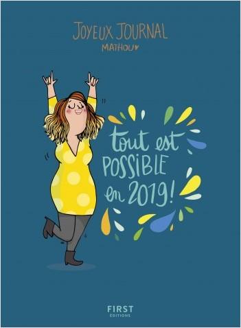 Joyeux journal - Tout est possible en 2019 - Agenda