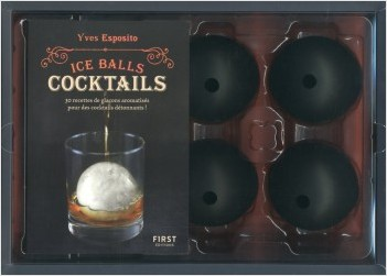 Coffret Ice Balls cocktails