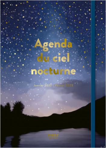 Agenda du ciel nocturne - Juillet 2021 - Août 2022