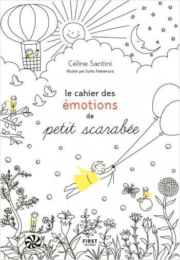 Le cahier des émotions de Petit scarabée