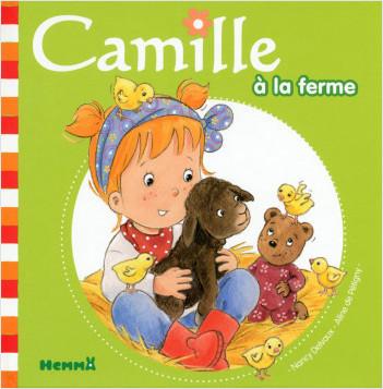Camille à la ferme T40