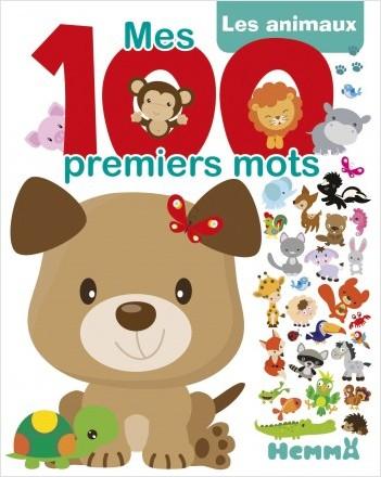 Mes 100 premiers mots - Les animaux