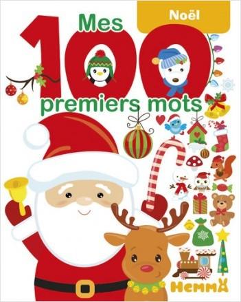 Mes 100 premiers mots - Noël