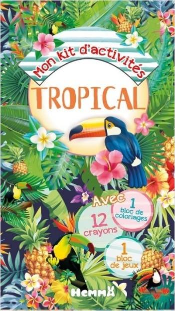 Tropical - Mon kit d'activités