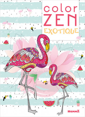 Color Zen - Exotique