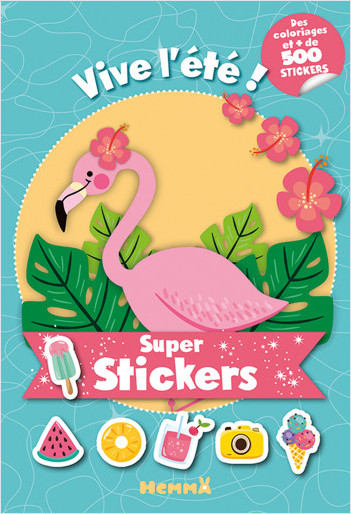 Super stickers ! Vive l'été