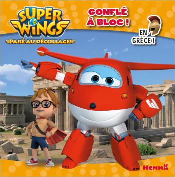 Super Wings - Gonflé à bloc ! - En Grèce !