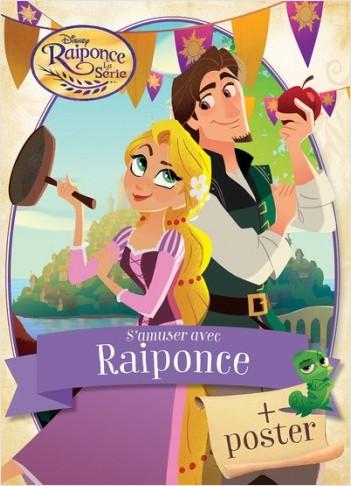 Disney Raiponce - La série - S'amuser avec Raiponce