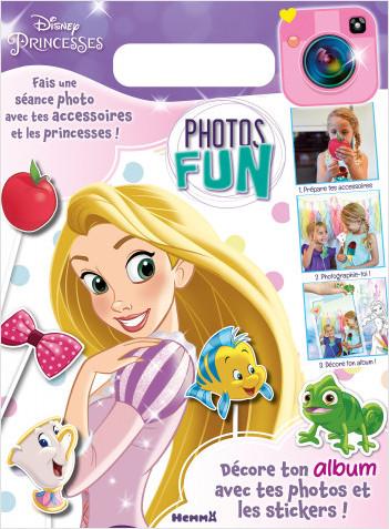 Disney Princesses – Photos Fun – Loisirs créatifs – Dès 5 ans