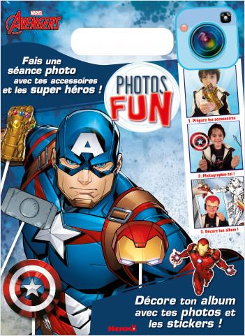 Disney Marvel Avengers – Photos Fun – Loisirs créatifs – Dès 5 ans