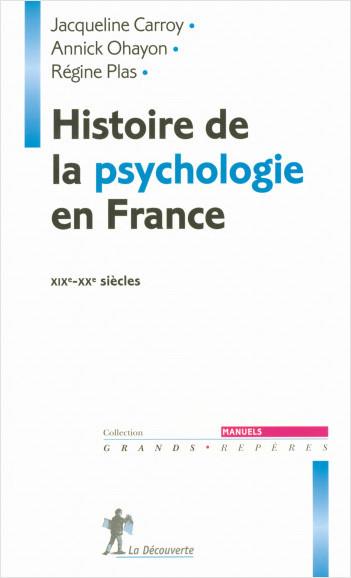 Histoire de la psychologie en France