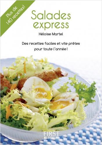 Petit livre de - Salades express, 2e
