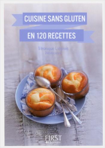 Petit livre de - Cuisine sans gluten en 120 recettes