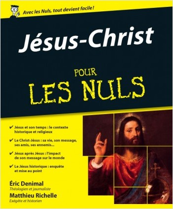 Jésus-Christ pour les Nuls
