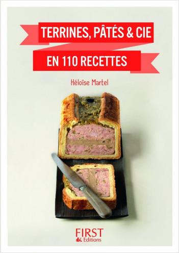 Petit Livre de - Terrines, pâtés & cie en 120 recettes