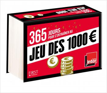 365 jours pour s'entraîner au jeu des 1000 euros