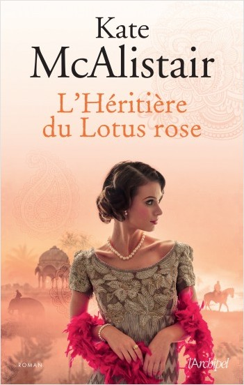 L'Héritière du Lotus rose