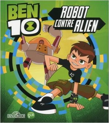 Ben 10 - Robot contre alien