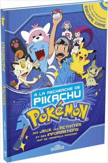 Pokémon - À la recherche de Pikachu