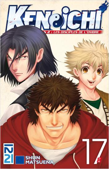 Ken-ichi, saison 2 : Le disciple de l'ombre- tome 17
