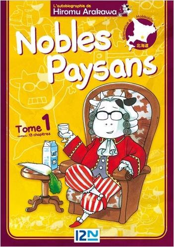 Nobles Paysans - tome 01