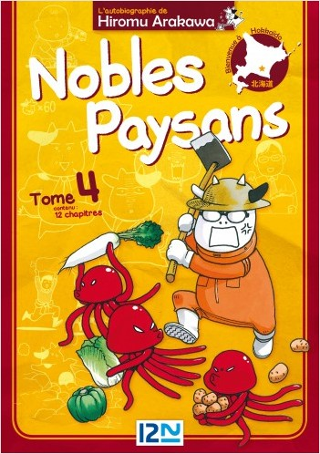 Nobles Paysans - tome 04