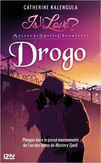 Is it love - Mystery Spell Chronicles : Drogo