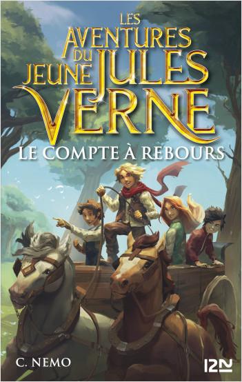 Les aventures du jeune Jules Verne - tome 07 : Le compte à rebours