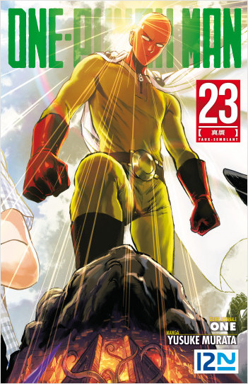 ONE-PUNCH MAN - tome 23